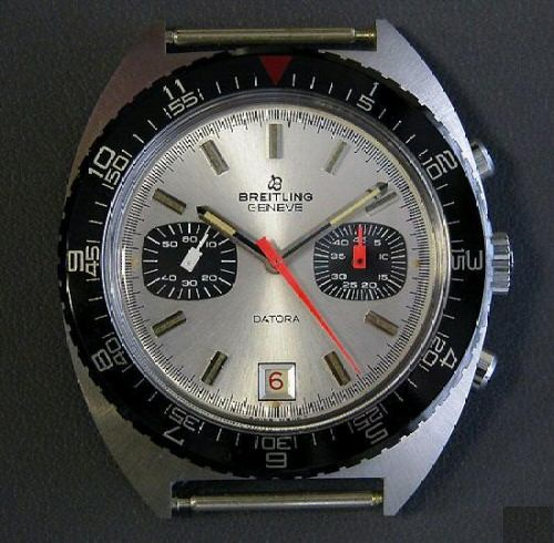 aviator watch breitling jeus  Breitling INCABLOC ANTIMAGNATIC cal Valjoux 7733 Diameter 41mm from the  70's