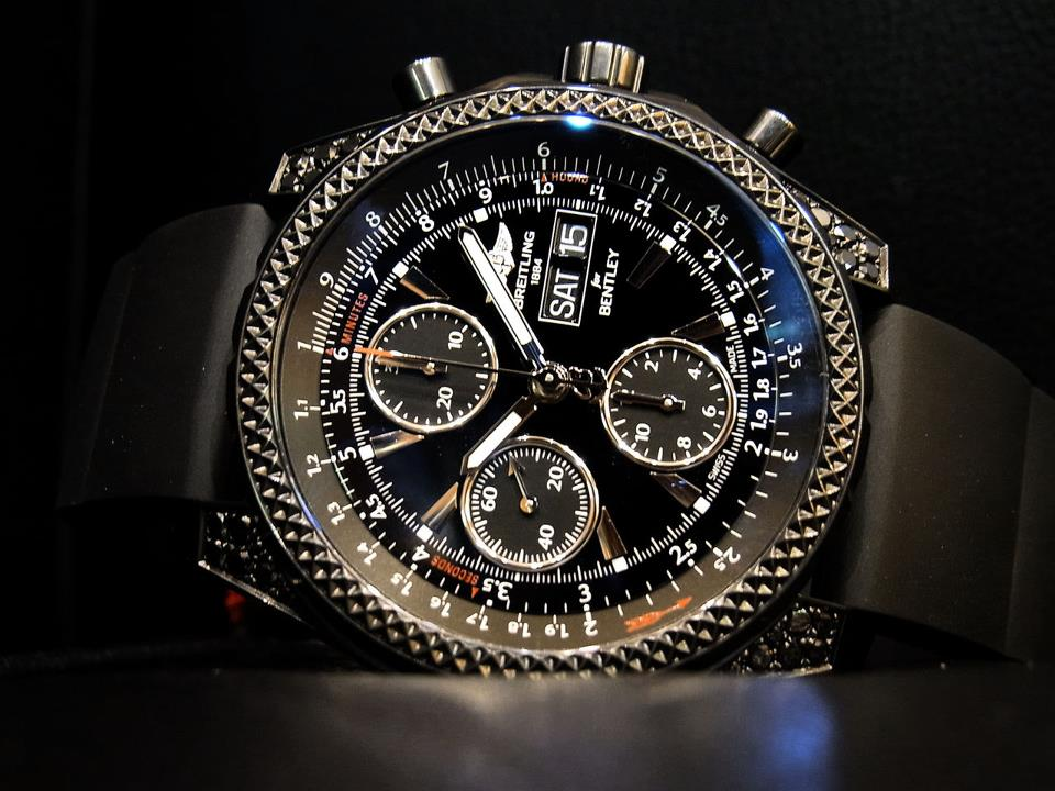 tradesy of carats tw bentley diamonds gold by watch i in and with yellow karat breitling