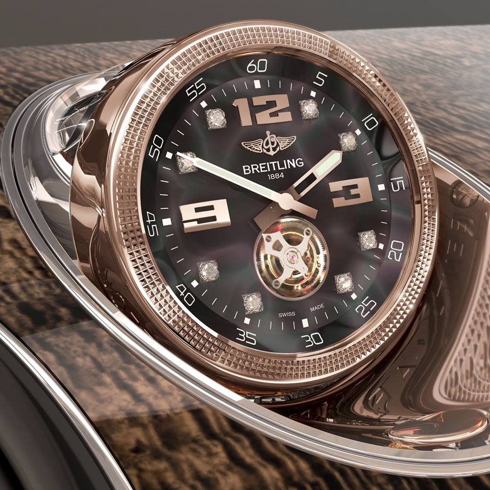 blue steel stainless dial motors product gt breitling special bentley edition