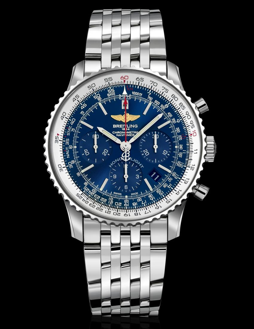 Limited Edition Birthday Collection: Breitling Navitimer Limited Edition