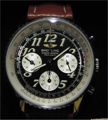 Breitling Navitimer Twin Sixty