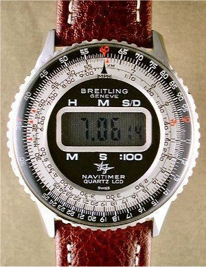 f2257750acc Breitling released pre-series of the chrono-matic model in september 1968